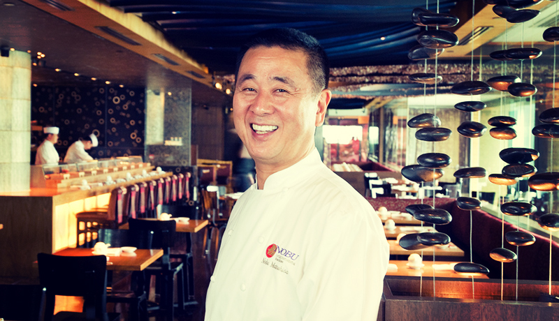 Chef Nobu Matsu