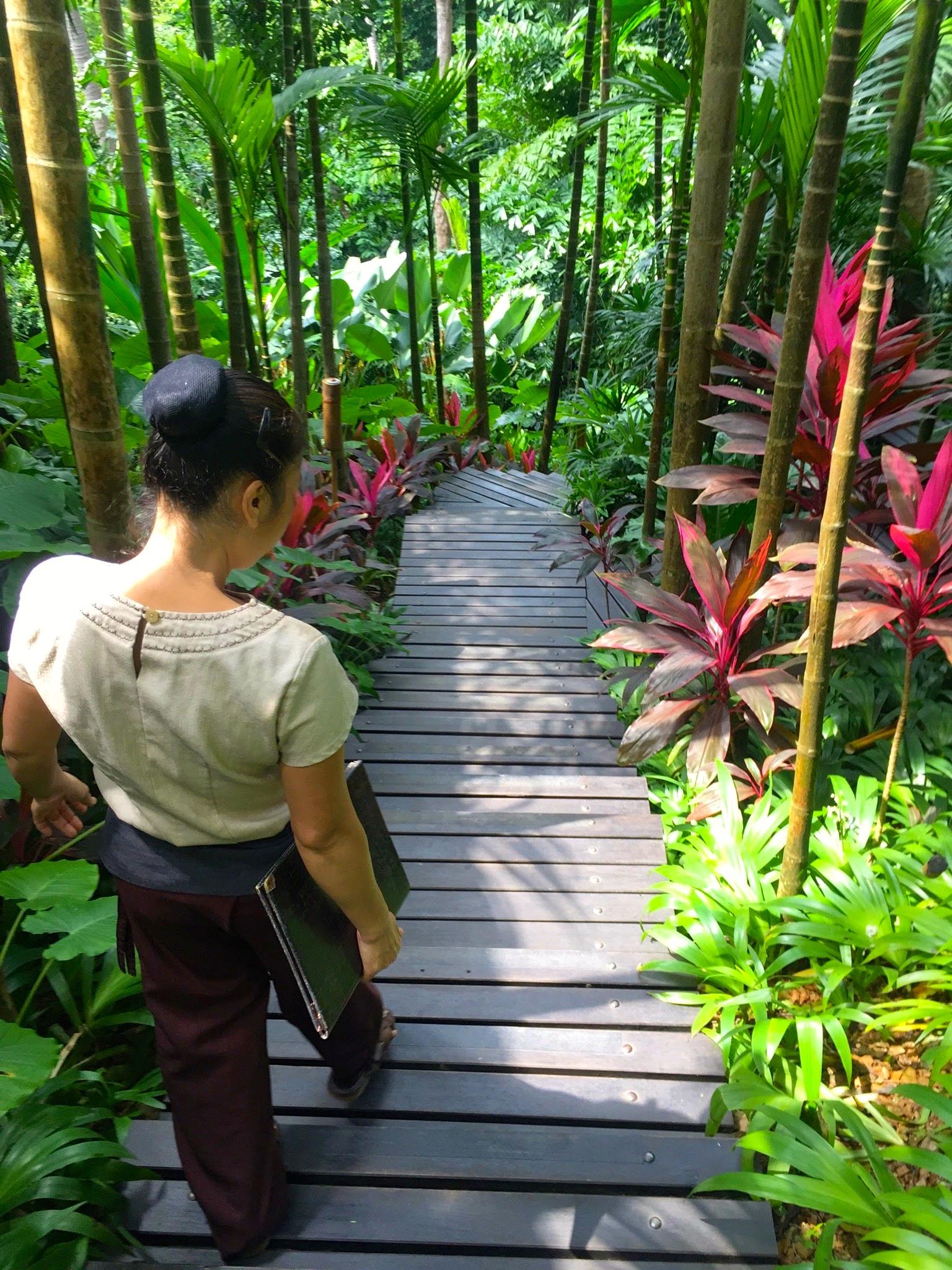 Four Seasons Koh Samui spa, Thailand - Kate Springer